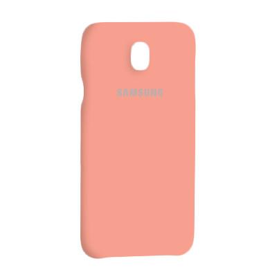 Чехол Original Soft Case Samsung J530 Galaxy J5 2017 Pink (12)