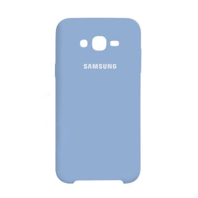 Чехол Original Soft Case Samsung J700 Galaxy J7 Lilac (5)