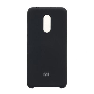 Чехол Original Soft Case Xiaomi Redmi 5 Black (18)