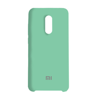 Чехол Original Soft Case Xiaomi Redmi 5 Light Green