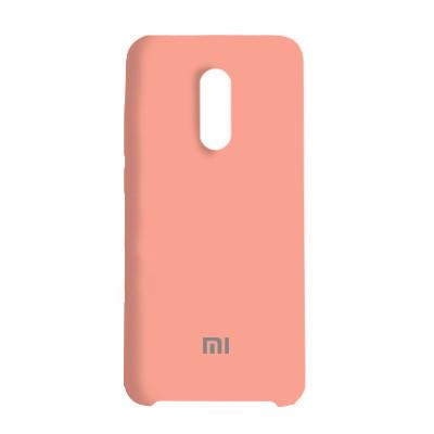 Чехол Original Soft Case Xiaomi Redmi 5 Pink (12)