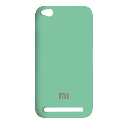 Чехол Original Soft Case Xiaomi Redmi 5a Light Green