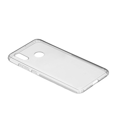 Силиконовый чехол KST Huawei Y6 Prime 2019 (MRD-LX3)/Y6S  (JAT-L41)/Honor 8A (JAT-LX1) (Прозрачный)