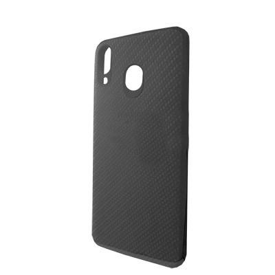 Чехол-накладка Carbon Samsung M205 Galaxy M20 (Black)