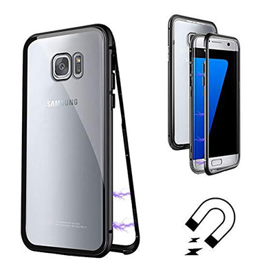 Чехол Case Magnetic Frame Samsung G930 Galaxy S7 Black