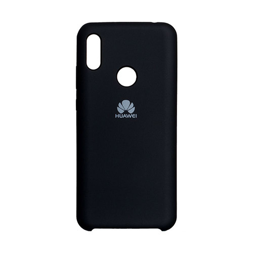 Чехол Original Soft Case Huawei Y9 2019 (JKM-LX1) Black (18)