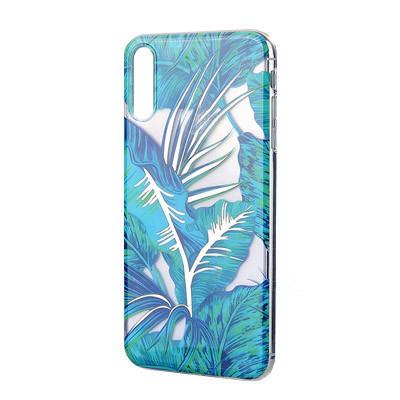 Силиконовый чехол Flowers Shine Huawei P30 (ELE-L09) Jungle