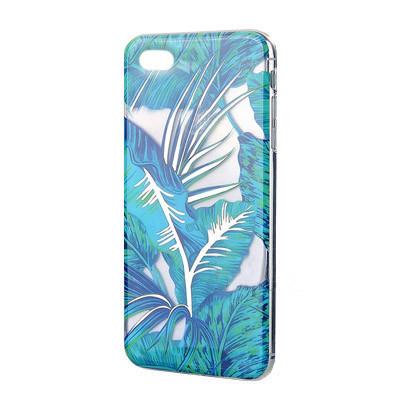 Силиконовый чехол Flowers Shine iPhone 7/8 Jungle