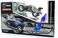 Машинка микро р/у 1:32 WL Toys Speed Racing скоростная (черный).1/32 WL TOYS WL-2019BLK