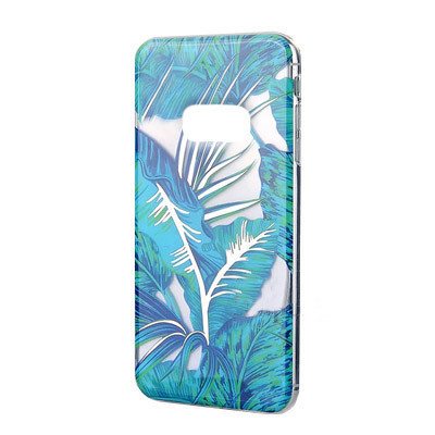 Силиконовый чехол Flowers Shine Samsung G970 Galaxy S10e  Jungle