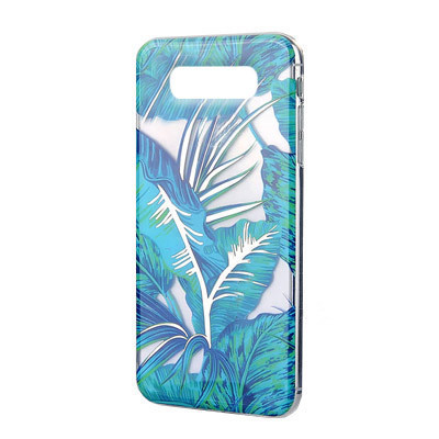 Силиконовый чехол Flowers Shine Samsung G973 Galaxy S10  Jungle