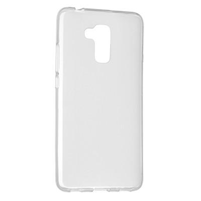 Силиконовый чехол Silicone Premium Honor 6A (DLI-L42) (Прозрачный)