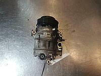 Компрессор кондиционера Hyundai Santa FE 2009-2012 2.2 CRDI (оригинал) б.у 97701-2B700