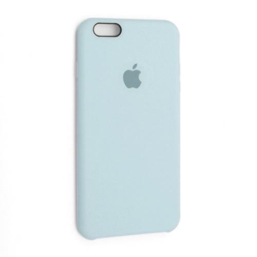Чехол Original Soft Case iPhone 6/6S (17) Turquoise
