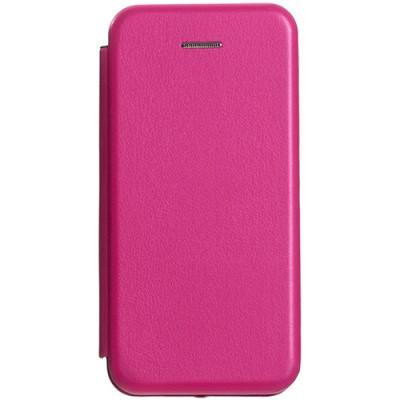 Чехол-книжка Premium Leather Apple iPhone X - Розовый