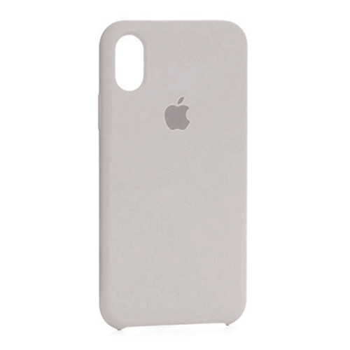 Чехол Original Soft Case iPhone XR (10) Stone