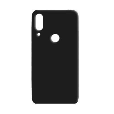Силиконовый чехол SMTT Huawei P Smart 2019 (POT-LX1) (Чёрный)