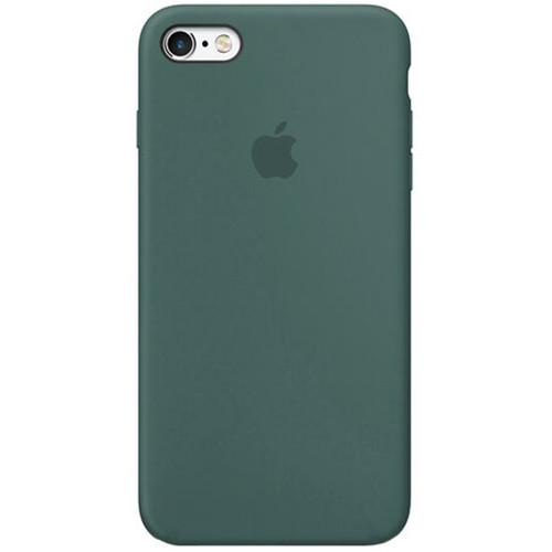 Чехол Original Soft Case iPhone 6 Plus/6S Plus (58) Pine Green
