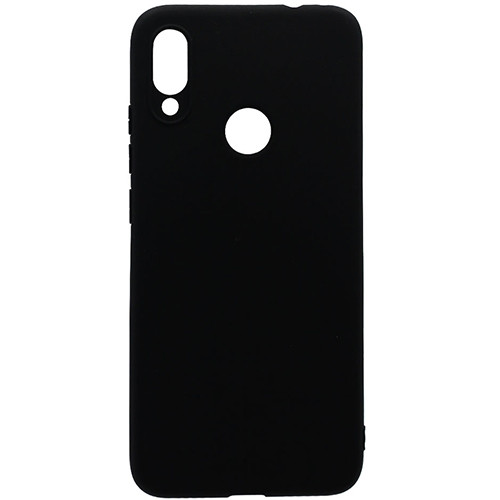 Силиконовый чехол Slim Soft Case Full Xiaomi Redmi Note  7 (Black)