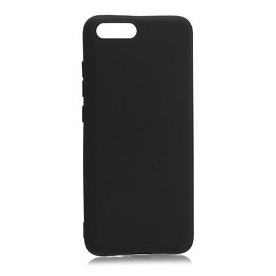 Силиконовый чехол SMTT Xiaomi Mi 6+ (черный)
