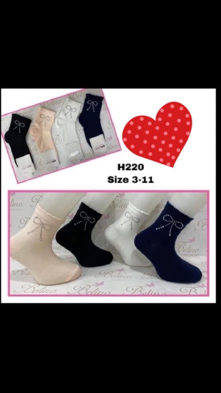 Детские ароматизированные носки для девочек  оптом Размер 9-10 лет