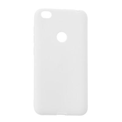 Силиконовый чехол SMTT Xiaomi Redmi Note 5A Prime (прозрачный)