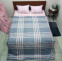 Комплект постельного белья ранфорс Будапешт, фото 1