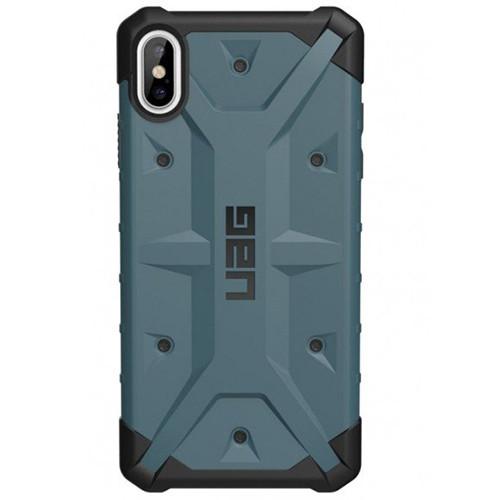 Чехол-накладка UAG Pathfinder iPhone XS Max Dark Blue