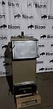 Котел шахтного типа Bizon F-10 фронтальный 10 кВт, 5 мм, фото 2