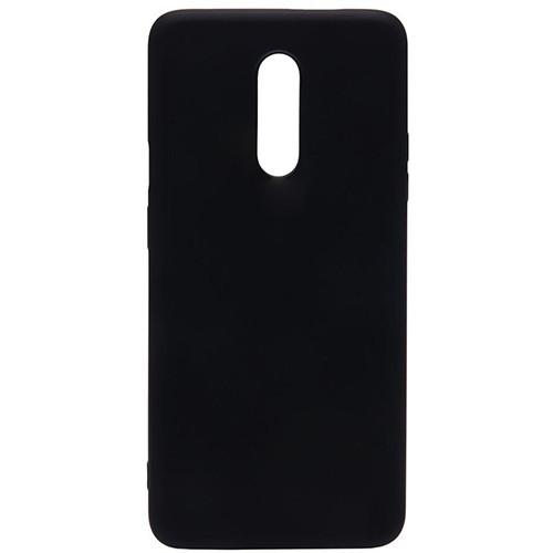 Силиконовый чехол TPU Case One Plus 7 Black