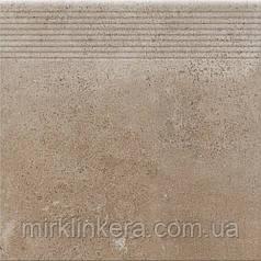 Клинкерная ступень Cerrad Piatto Sand прямая