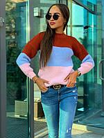 Модный женский свитер 2020
