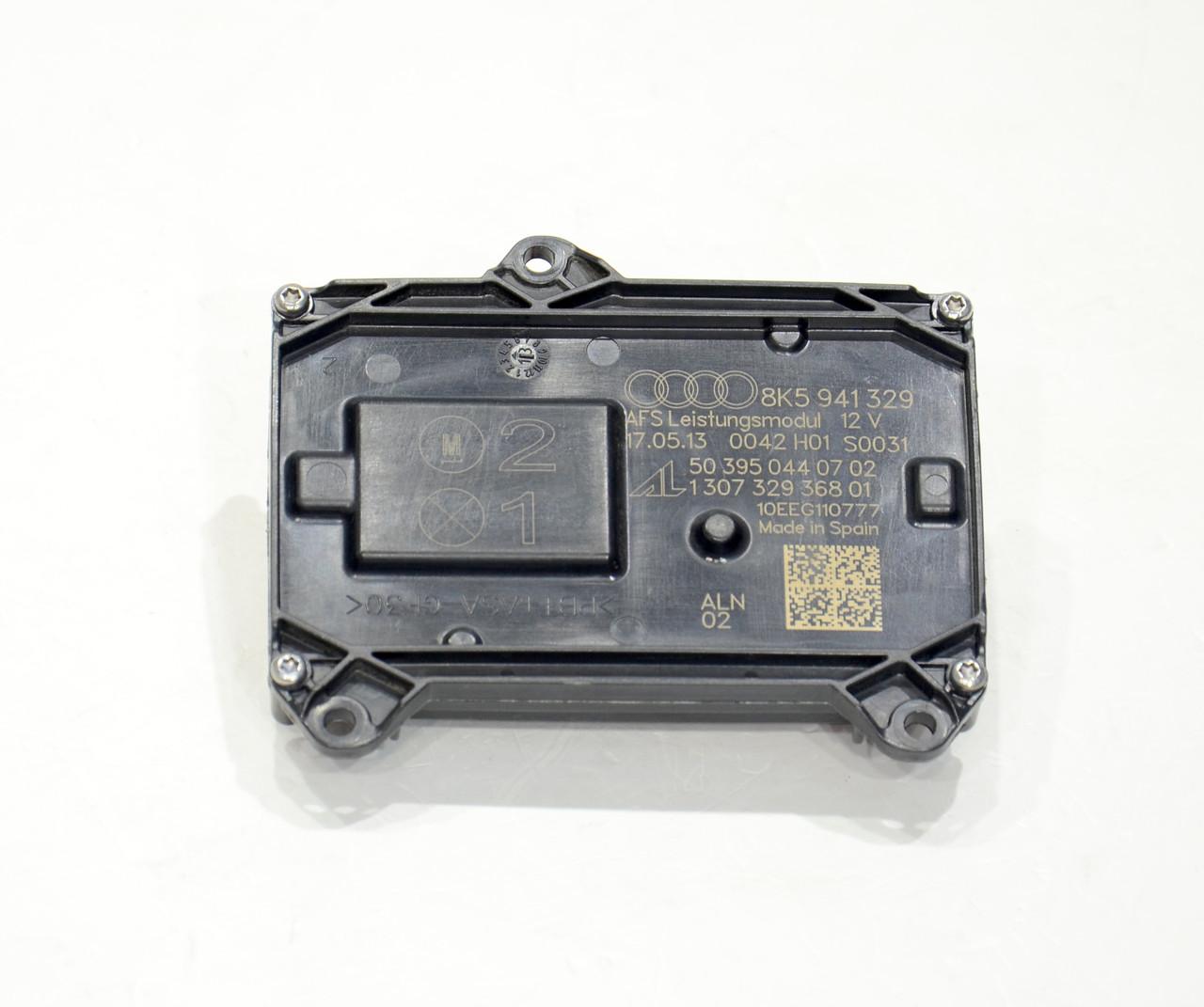 Блок адаптивного освещения AFS Audi A4 S4 A5 S5 Allroad 8K5941329