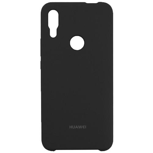 Чехол New Original Soft Case Huawei P Smart Z (STK-LX1) (03) Black