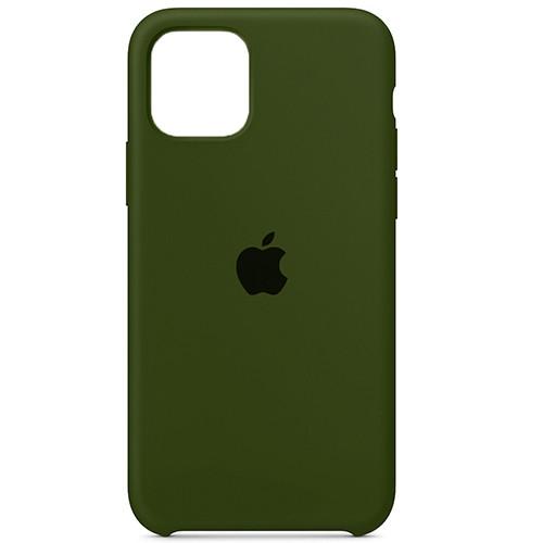 Чехол Original Soft Case iPhone 11 Pro Max (48) Green