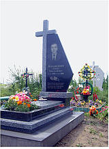 Встановлення пам'ятників в селі Струмівка