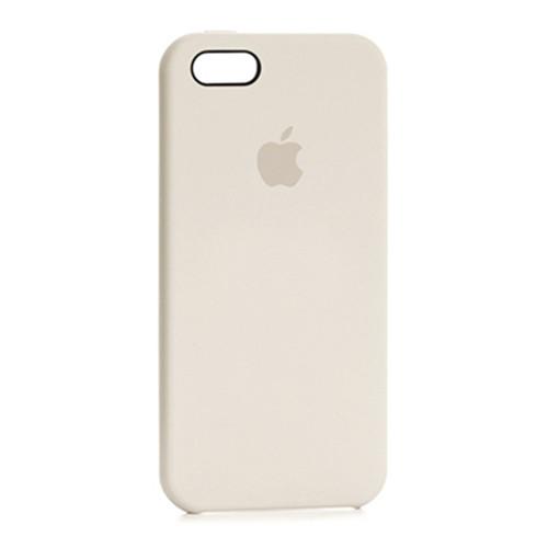 Чехол Original Soft Case iPhone 5/5S/SE (11) Antique White
