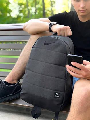 Рюкзак + Барсетка городской Мужской | Женский | Детский, для ноутбука Nike (Найк) спортивный комплект, фото 2