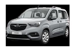 Дефлектор на капот (Мухобойки) для Opel (Опель) Combo D 2011-2018