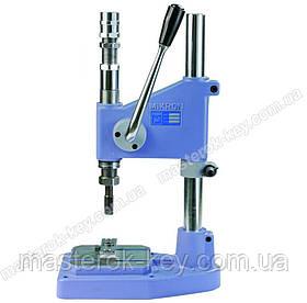 Пресс ручной для установки фурнитуры Турецкий Mikron DEP-2