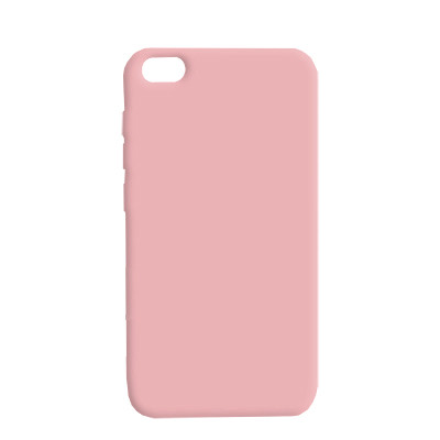 Силиконовый чехол SMTT Xiaomi Redmi Go (Розовый)