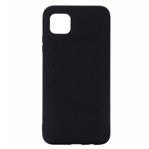 Силиконовый чехол Soft Silicone Case Huawei Y5P (DRA-LX9)  Black