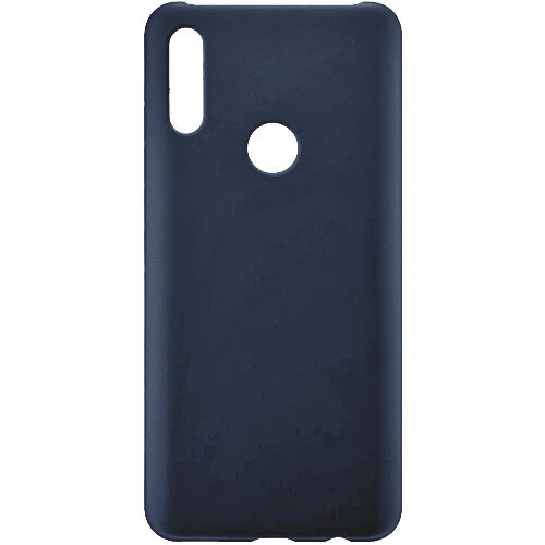 Силиконовый чехол Soft Silicone Case Huawei Y6P (MED-LX9)  Dark Blue