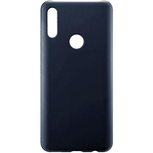 Силиконовый чехол Soft Silicone Case Huawei Y6P (MED-LX9)  Graphite Gray