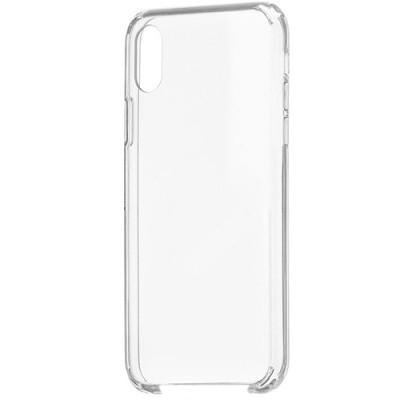 Силиконовый чехол Original Clear Apple iPhone Xs Max (Прозрачный)
