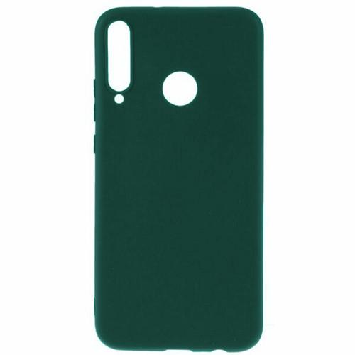 Чехол Full Soft Case Huawei P40 Lite E (ART-L29) - Dark Green