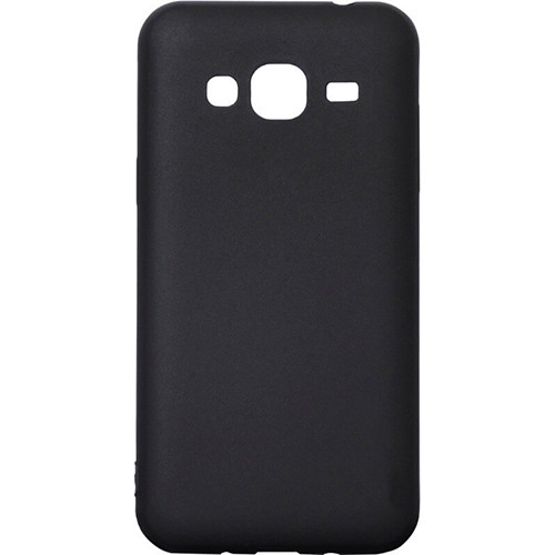 Силиконовый чехол Silicon Case Samsung J300/J310/J320 Galaxy  J3 2016 Black
