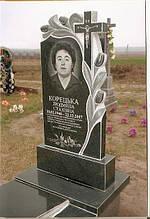 Встановлення пам'ятників в с. Княгининок