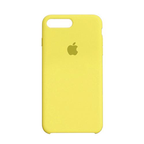 Чехол Original Soft Case iPhone 7 Plus/8 Plus (32) Flash Yellow