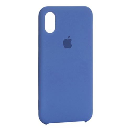 Чехол Original Soft Case iPhone XR (03) Royal Blue